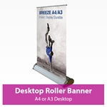 Picture of Desktop Roller Banner