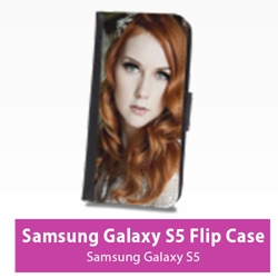 Picture of Samsung Galaxy S5 Flip Case