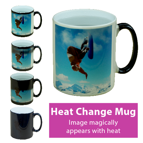 Picture of Heat Change Magic Mug