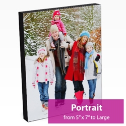 Picture of Portrait Photo Panel