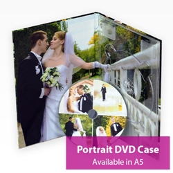 Picture of Tall A5 DVD Case