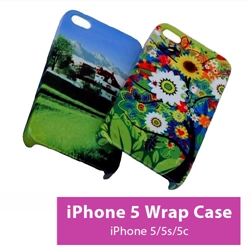 Picture of iPhone 5 Wrap Case