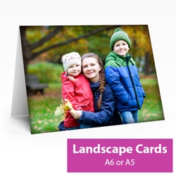 Picture of Landscape Personalised Card
