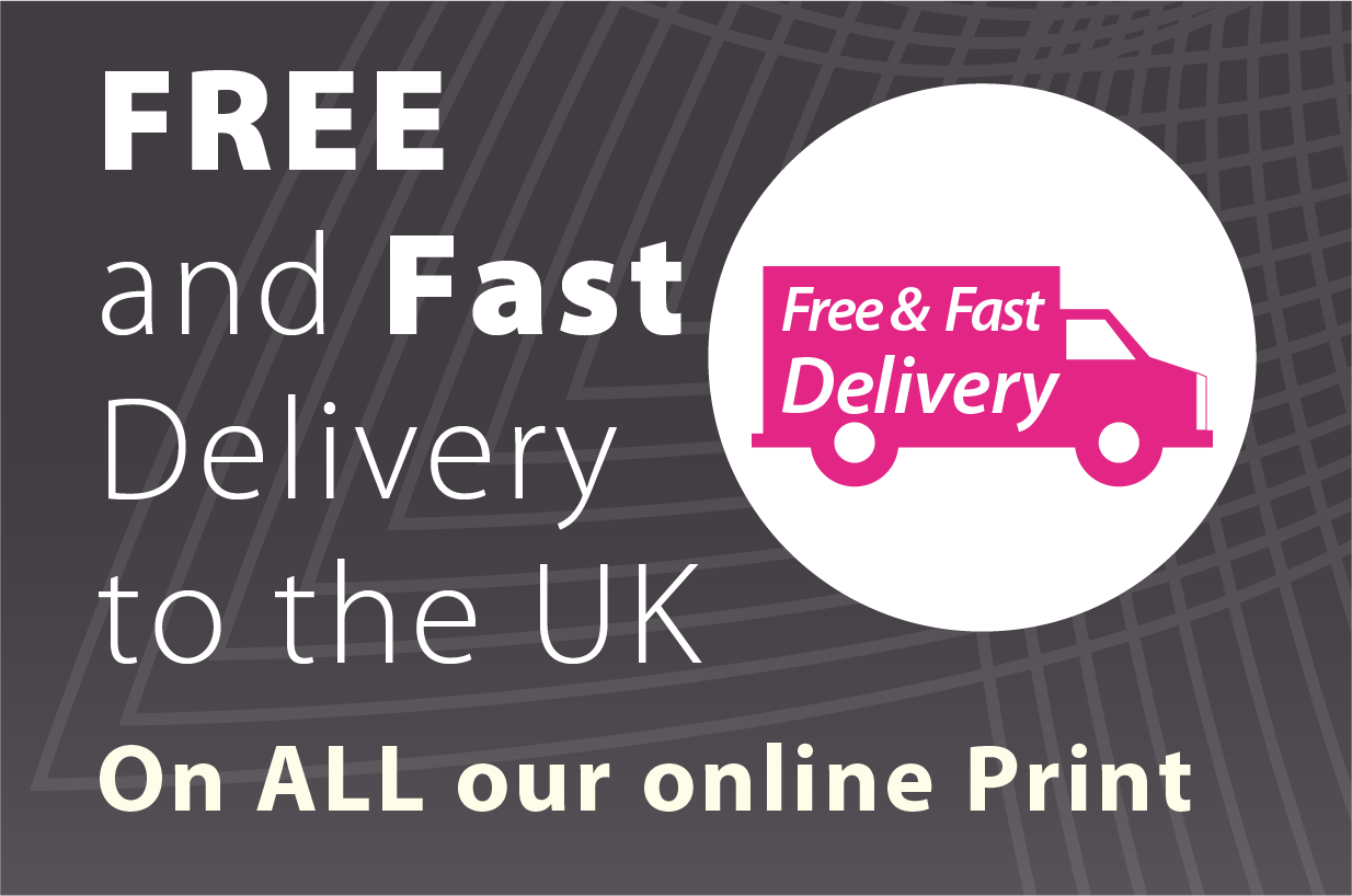 Free delivery on all ASK Print