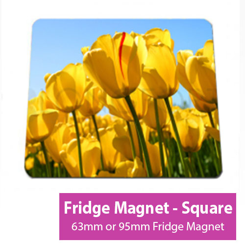 Picture of Fridge Magnet - Square
