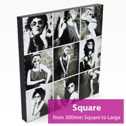 Picture of Square Photo Panel