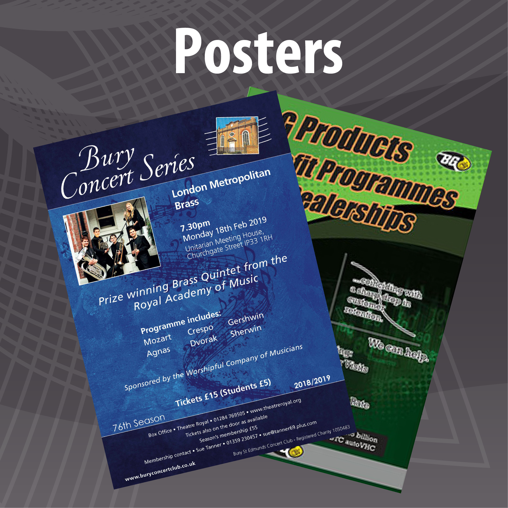 Low Cost Poster Printing