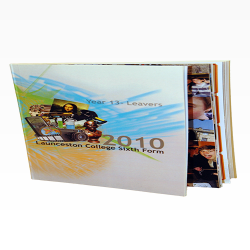 Picture of Landscape Softback Yearbook