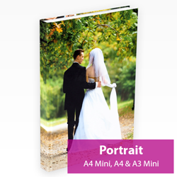 Picture of Portrait Photo Book or Album