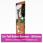 Picture of 3m Tall Roller - 850mm