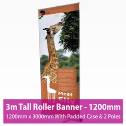 Picture of 3m Tall Roller - 1200mm