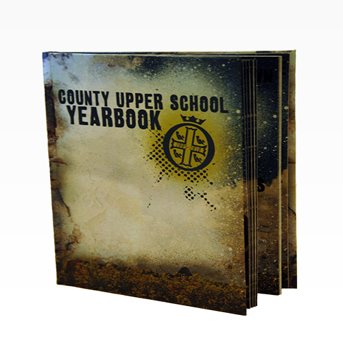 Picture of Square Softback Yearbook