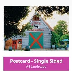 Picture of Postcard - Landscape - Single Sided