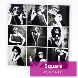 Picture of Square Photo Book or Album