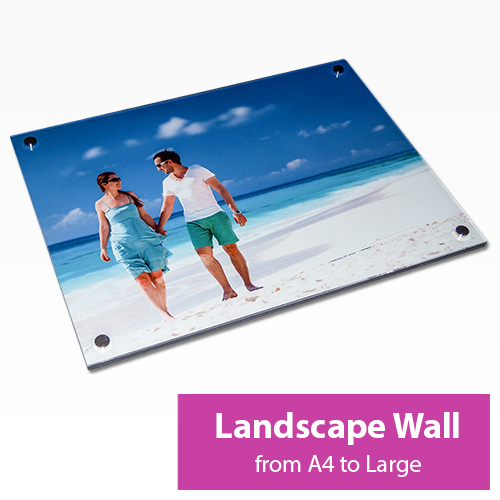 Picture of Landscape Acrylic Wall Panel