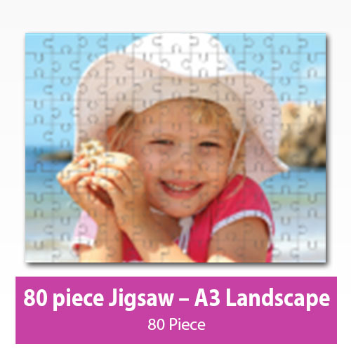 Picture of Jigsaw - A3 Landscape