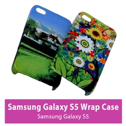 Picture of Samsung Galaxy S5 Wrap Case
