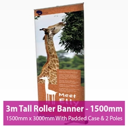 Picture of 3m Tall Roller - 1500mm