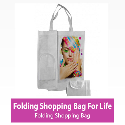 Picture of Shopping Bag For Life - Folding