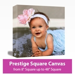 Picture of Prestige Square Canvas Print