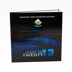 Picture of Square Hardback Yearbook