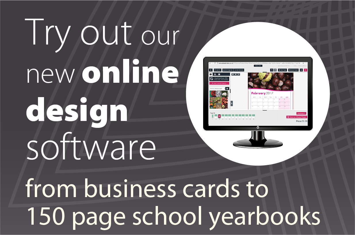 Try our ASK Print Online Design Software