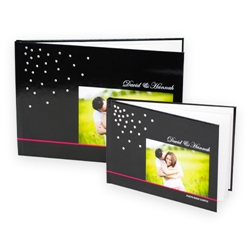 Picture of A4 Crystal Photo Book