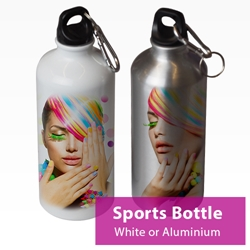 Picture of Aluminium Sports Bottle - Large