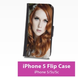 Picture of iPhone 5 Flip Case