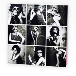 "Picture of 6"" Square Hardback Photo Book"